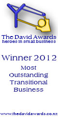 Winner The David Awards - Mot Outstanding Transitional Business